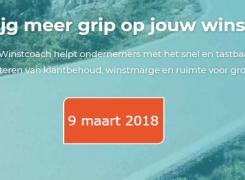 9 maart 2018 | MKB Winstsessie met Rudolf Liefers van MKB Winstcoach