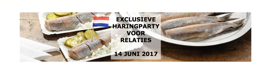 14 juni 2017 | Haringparty Makro Nieuwegein