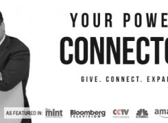 29 maart 2017 | BNR Nieuwsradio Live & Seminar met Itzik Amiel: 'The Power Of Connections: Expand & Grow'
