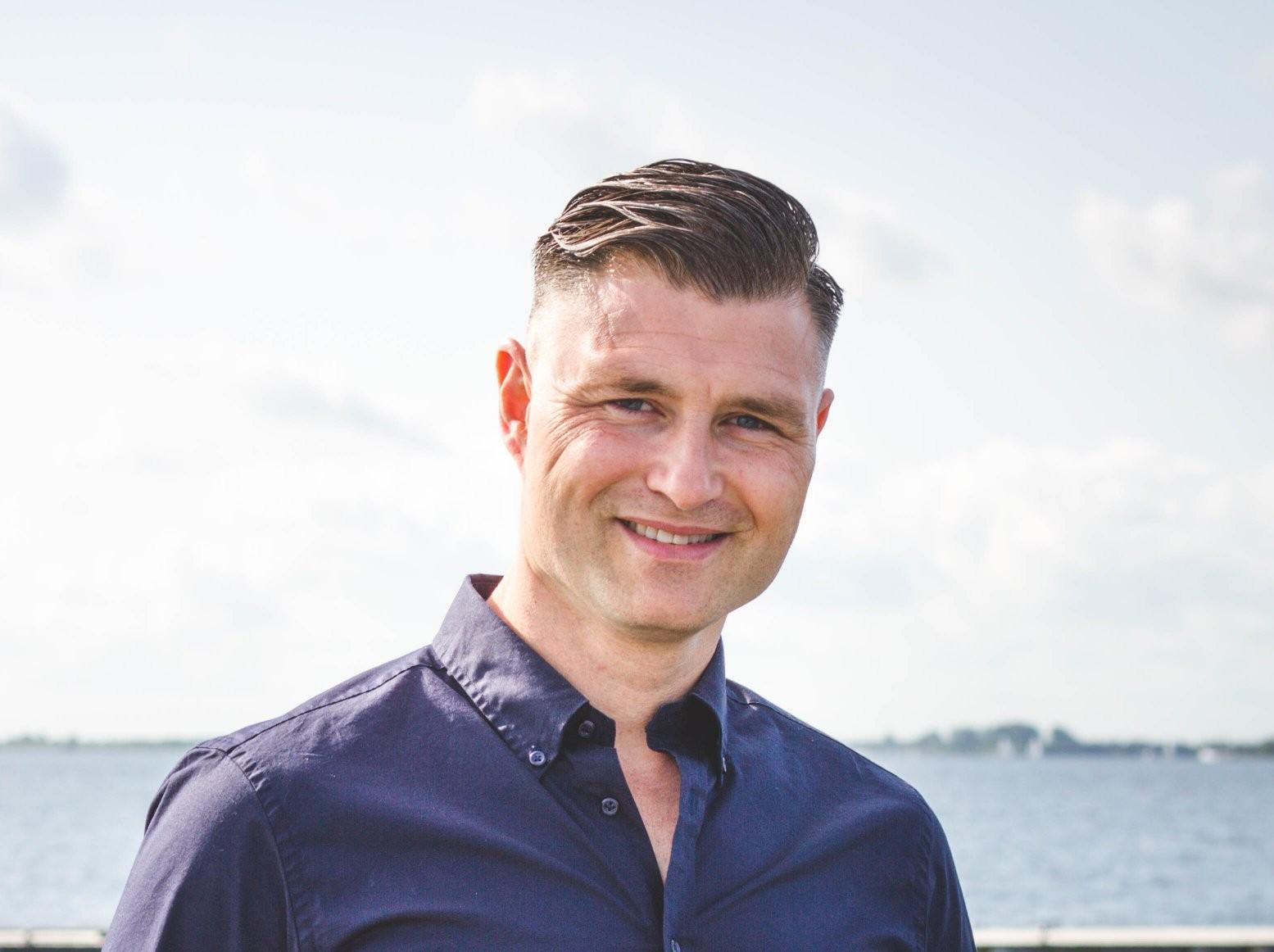 Fred Beljaars - Baas in Leiderschap - Netwerken in Utrecht - Martin Planken - Topshelf Media