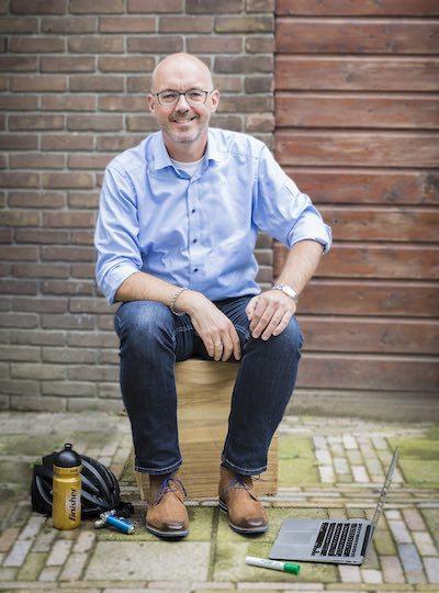 Open Coffee Utrecht Business Network - Netwerk Bijeenkomst - Rudolf Liefers