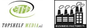 Topshelf Media en Business Factory