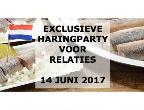 14 juni 2017   Haringparty Makro Nieuwegein
