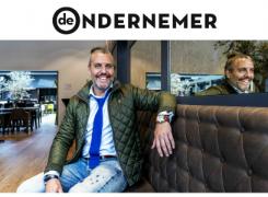 Algemeen Dagblad 23 oktober 2018: interview met organisator Martin Planken van Topshelf Media